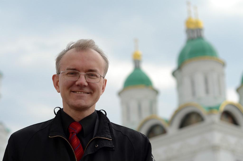 Олег Шеин рассказал астраханцам о малоизвестных фактах из истории нашего края