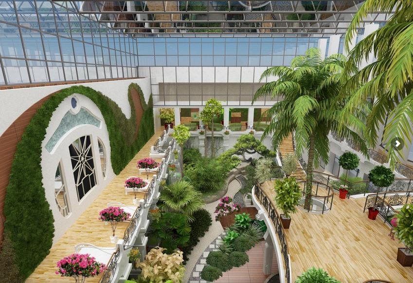 «Это — недорогое кафе»: молодые астраханские архитекторы о проекте реконструкции «Октября»