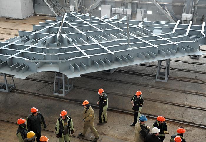 Рабочим завода «Лотос» предлагают проявлять инициативу