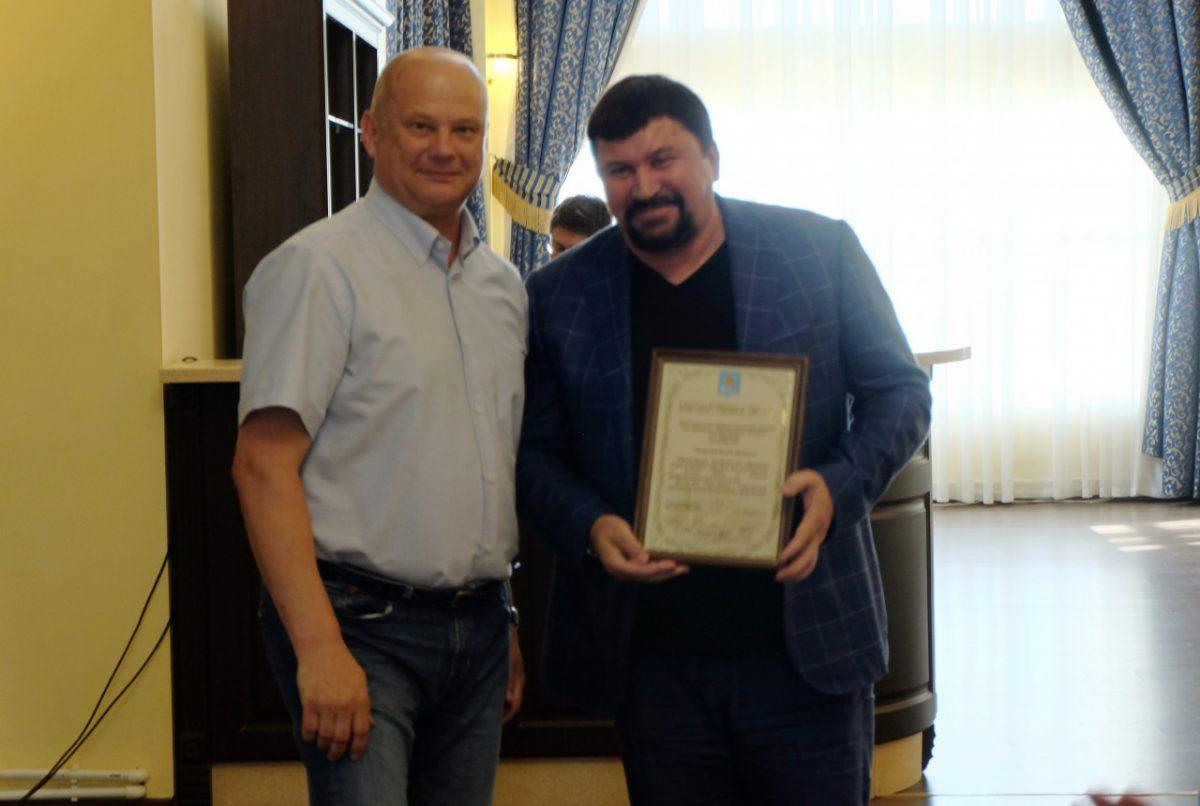 В Астрахани наградили лучших представителей бизнеса