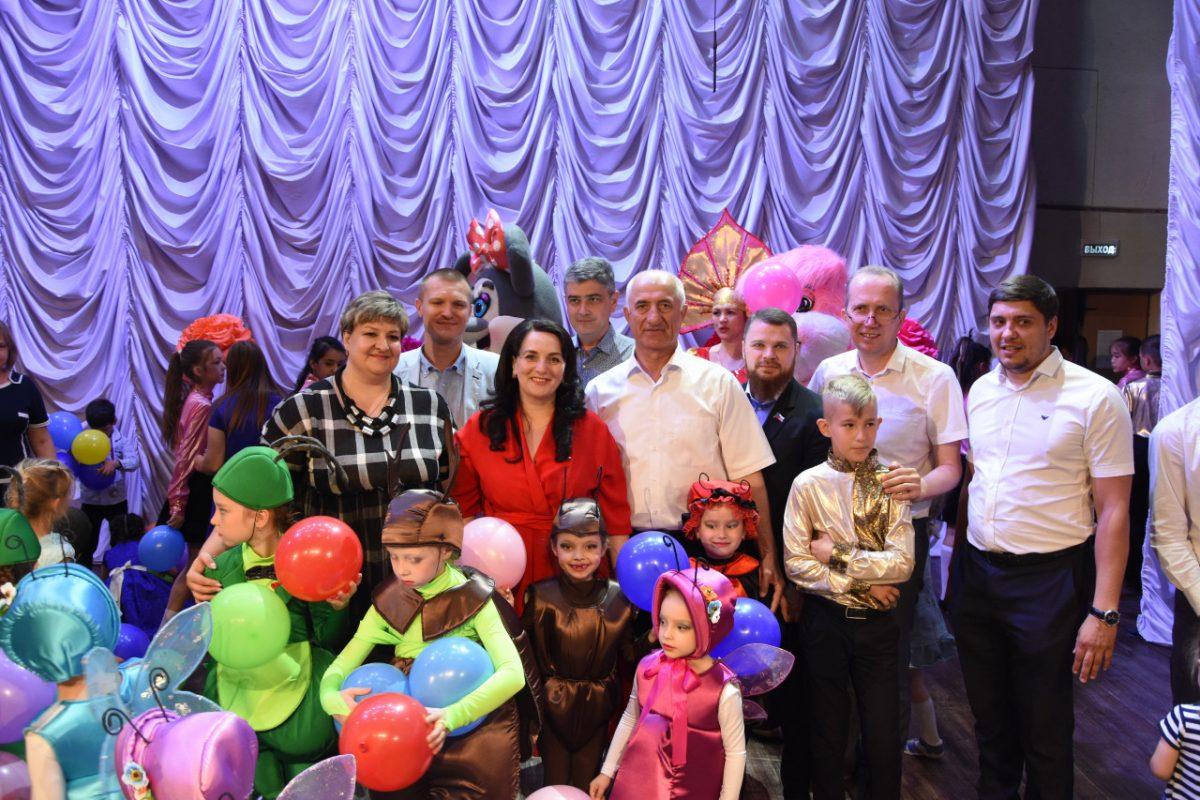 В Астрахани прошел фестиваль детей с ограниченными возможностями