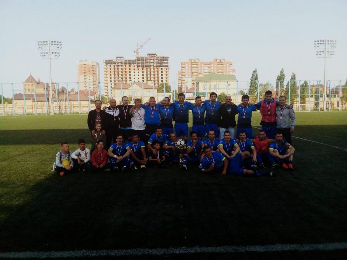 Футболисты из Приволжского района обыграли «Волгарь»