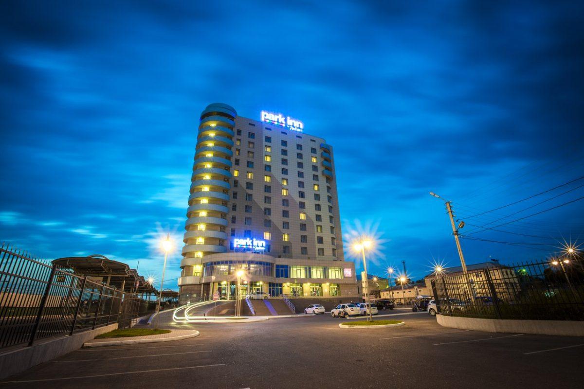 Астраханский Park Inn собираются продавать