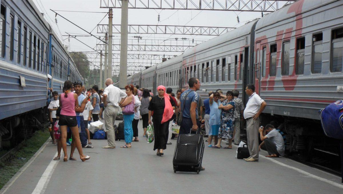 Астраханцы снова смогут добраться до Крыма по единому билету