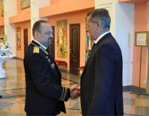 Назначение нового руководителя астраханского ФСБ заставило задуматься местных чиновников
