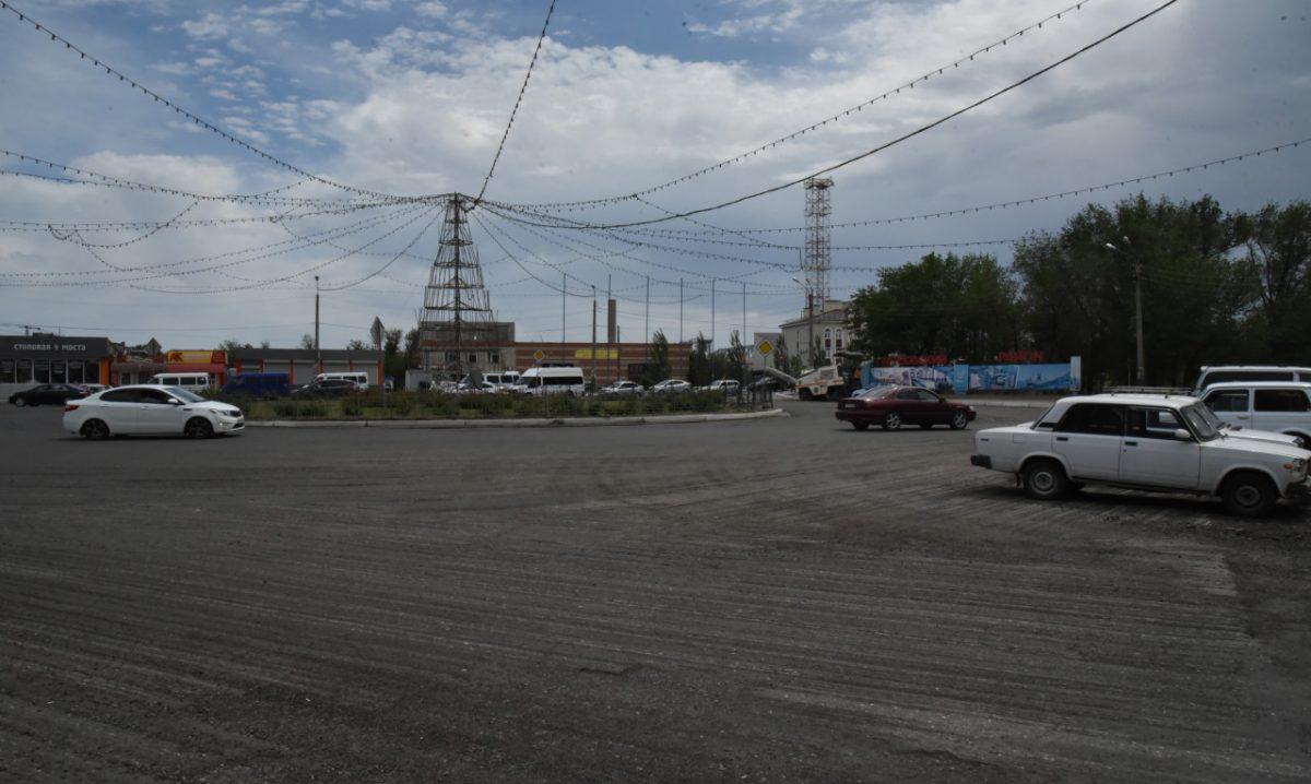 В Трусовском районе отремонтируют дорогу у Нового моста