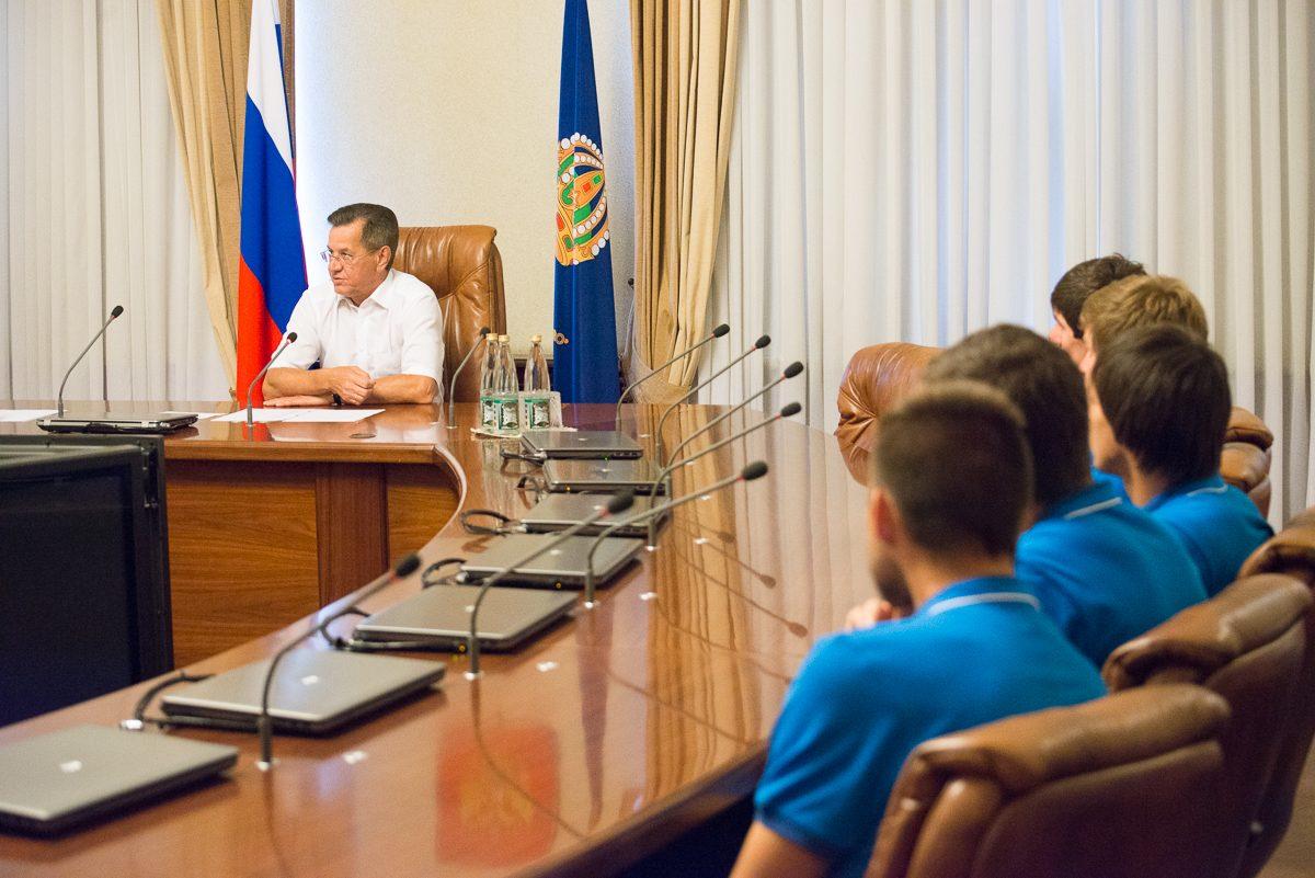 Александр Жилкин: «Волгарь» будет играть во втором дивизионе
