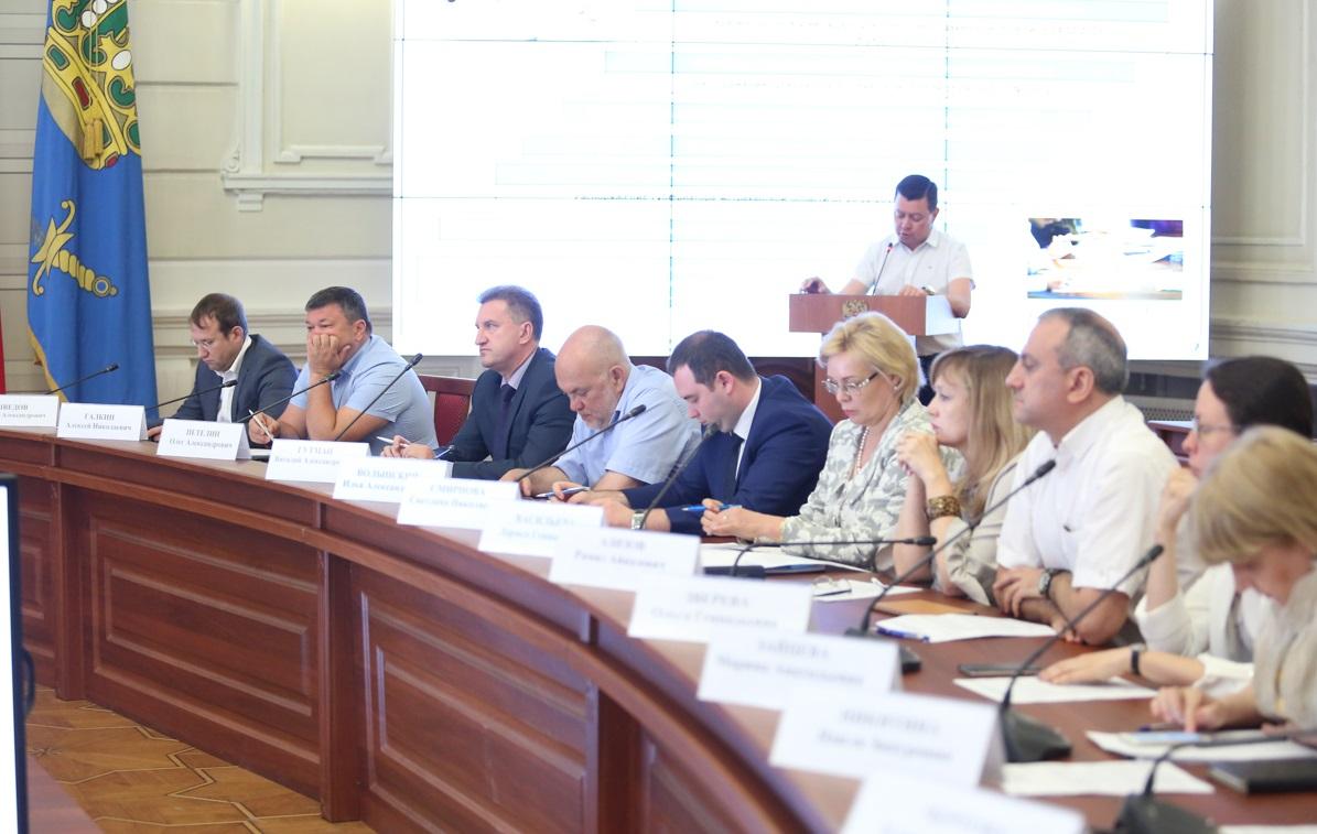 Астраханские чиновники нацелены улучшить условия для бизнеса