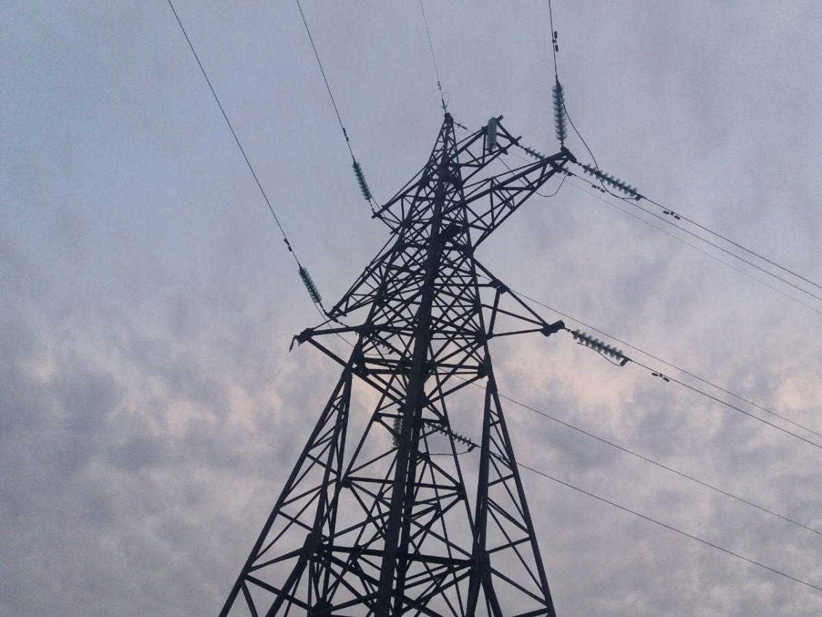 В селе Солянка начались проблемы с электричеством