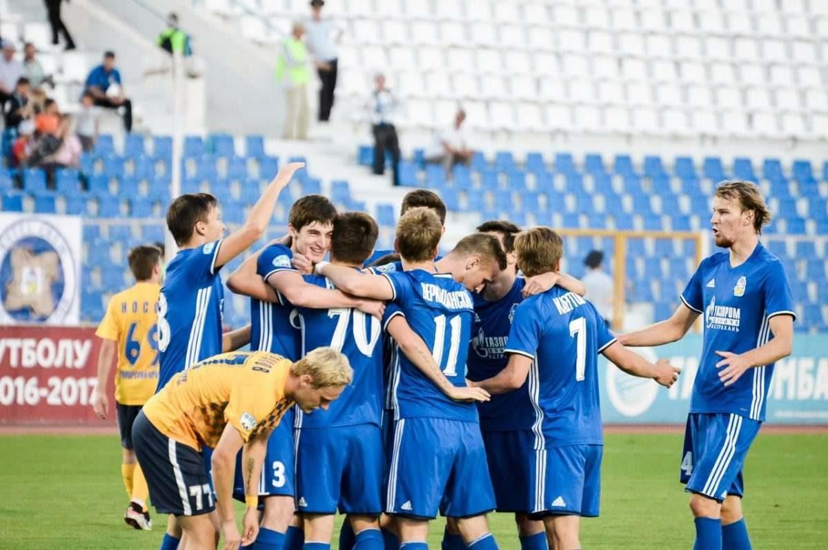 Футбольный клуб «Волгарь» может исчезнуть