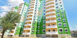 Дольщики замороженного ЖК «Таманский» могут получить квартиры уже в этом году