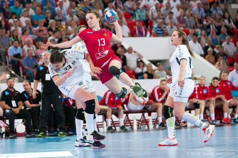 Бывшая «астраханочка» вывела сборную России на Евро-2018