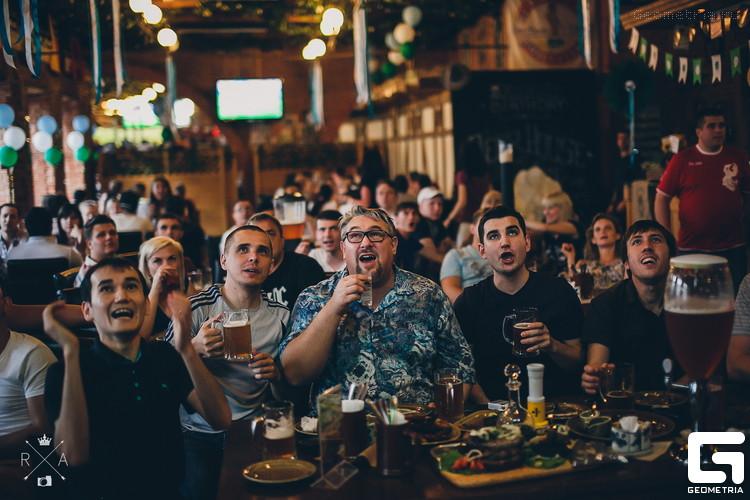 Где в Астрахани посмотреть трансляции ЧМ-2018 по футболу