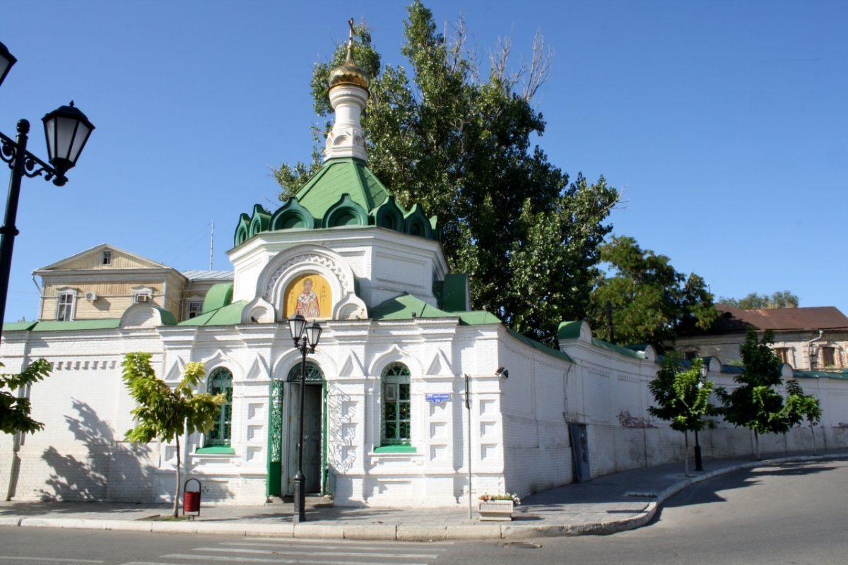 Администрацию Астрахани обязали отреставрировать Благовещенский монастырь