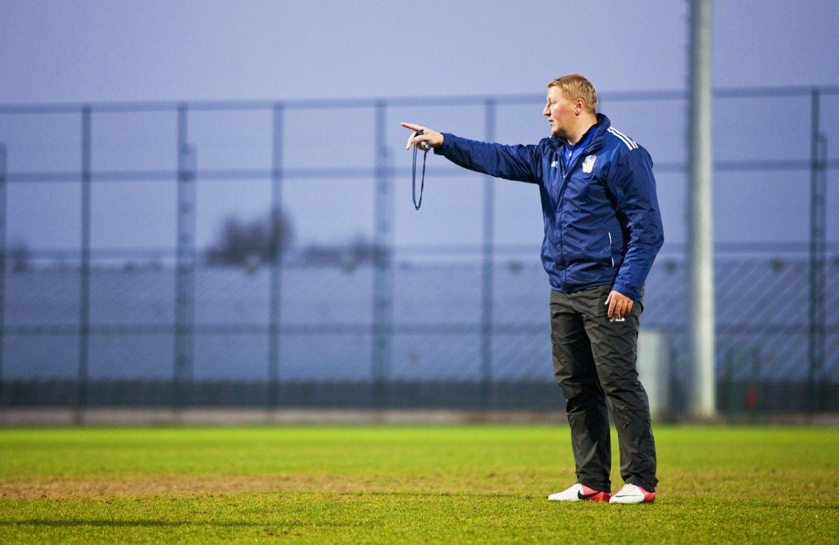 У астраханского «Волгаря» новый главный тренер