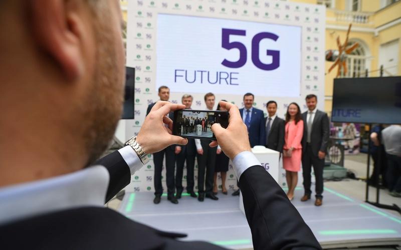 Будущее наступило: первая в России VR-трансляция футбольного матча в 5G