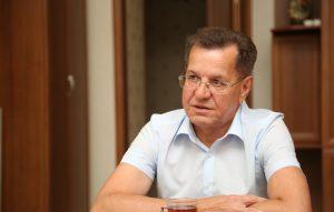 Александр Жилкин: «Астраханская область будет одной из самых богатых»