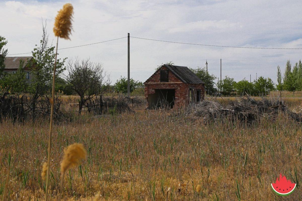 В Астрахани без воды вымирает садоводческий поселок