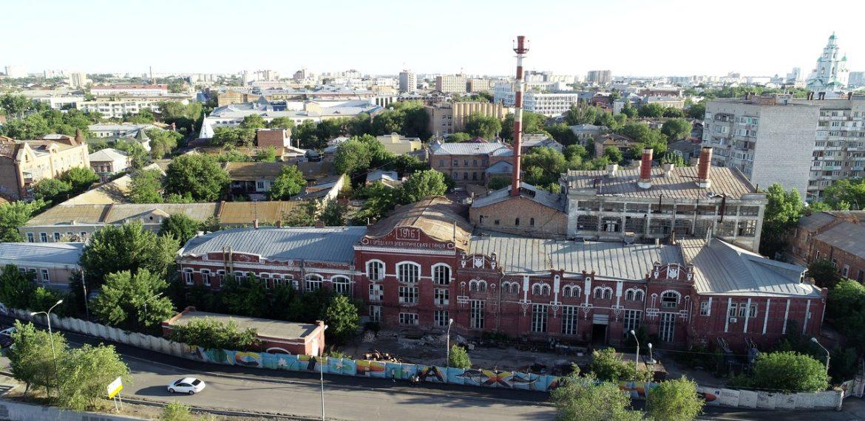 Электростанцию-памятник в центре Астрахани разбирать не будут