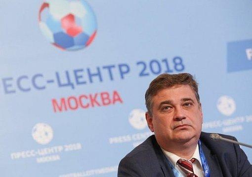Лаврищев: безопасность на ЧМ-2018 обеспечат правоохранители из 35 стран