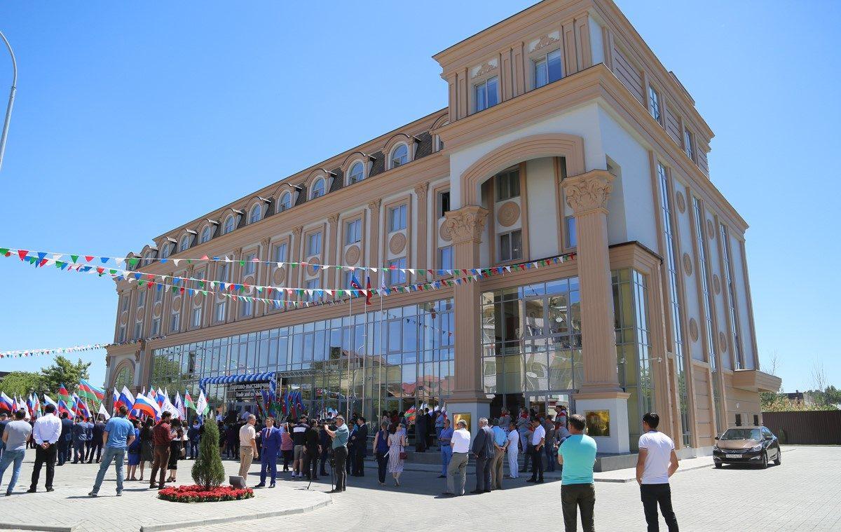 Азербайджанские производители представили свой потенциал в Астрахани