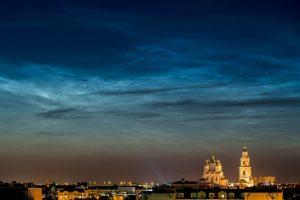 В центре Астрахани ночью обнаружили повышение уровня сероводорода