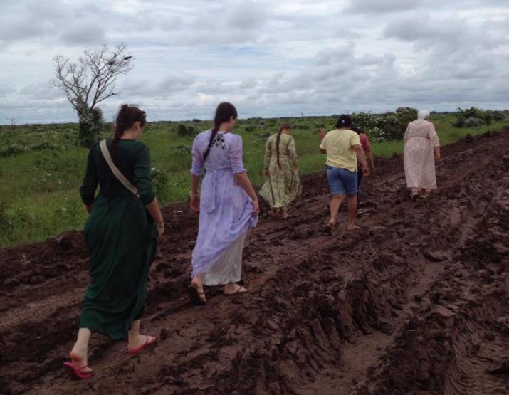 В село под Астраханью могут переехать старообрядцы из Латинской Америки
