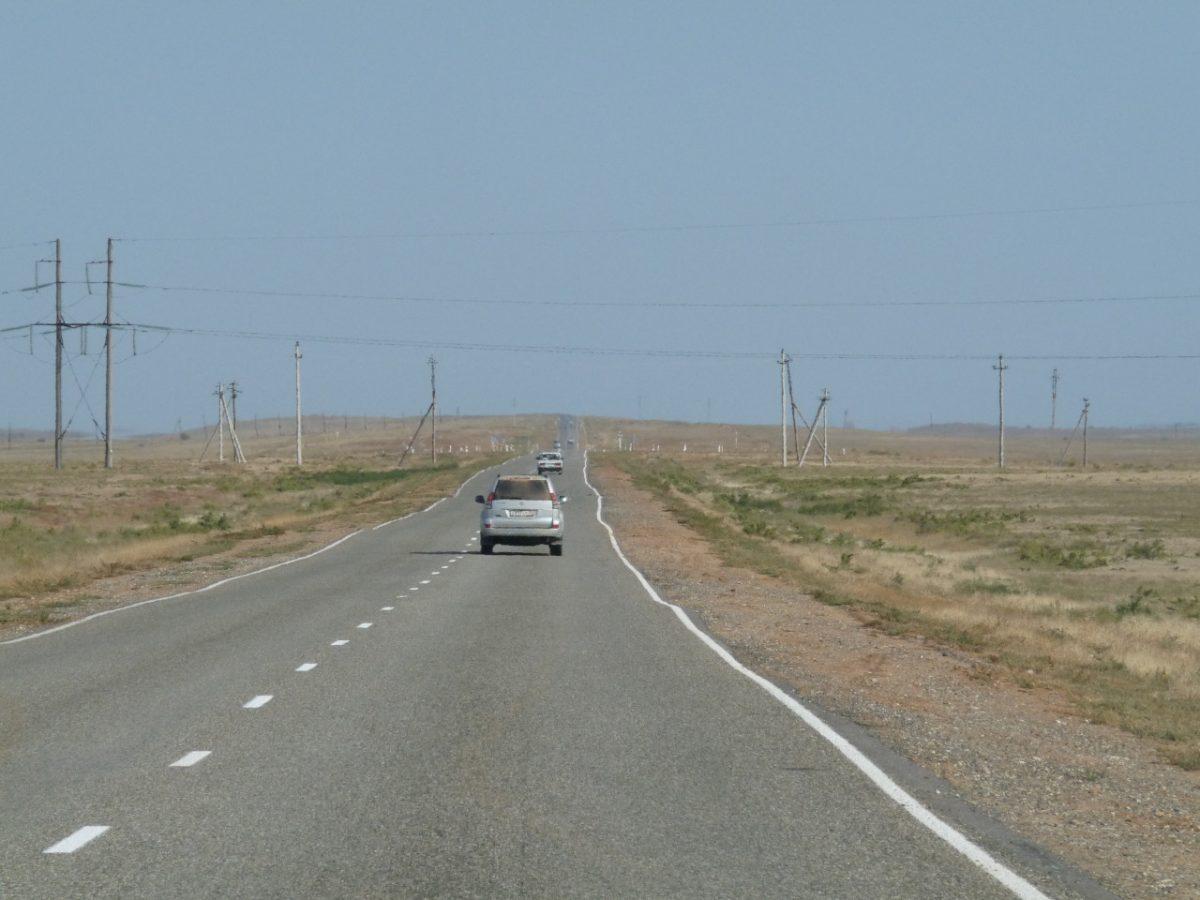Автомобильная дорога из Астрахани в Москву станет быстрее