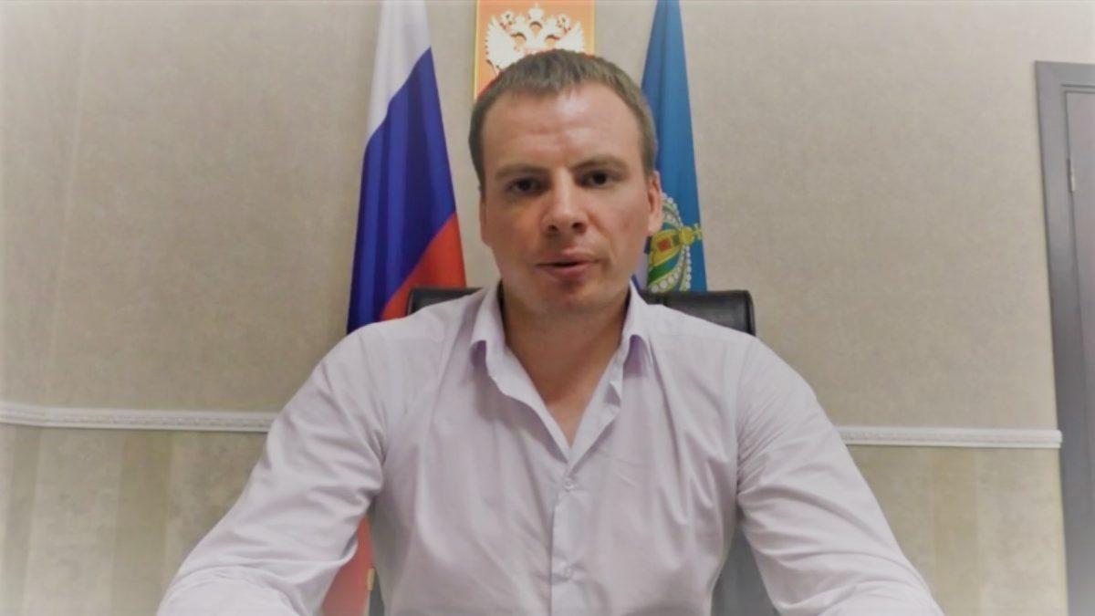 Петр Кириллов выдвинул свою кандидатуру на пост главы Харабалинского района