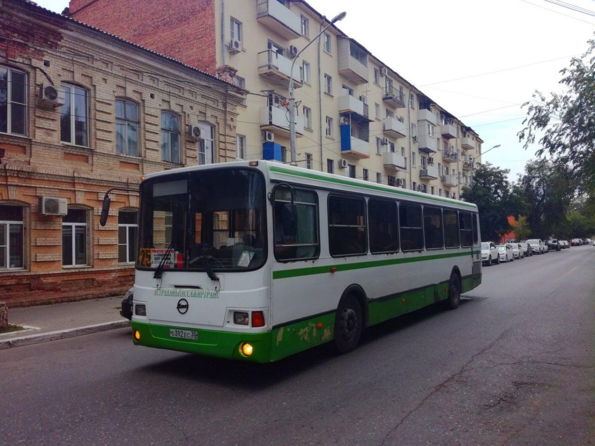 Администрация Астрахани обвинила автобусного перевозчика в обмане