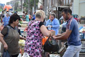 На Больших Исадах внезапно исчезли незаконные торговцы