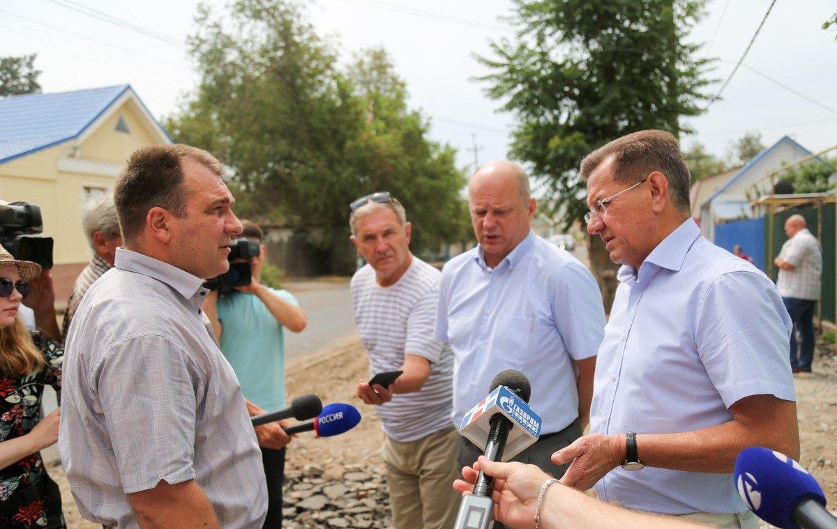 Александр Жилкин отправил городских чиновников в пешее путешествие