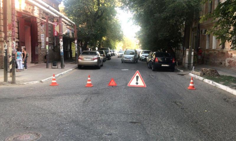 Астраханский водитель, убивший велосипедистку внезапно открытой дверью, пойдет под суд