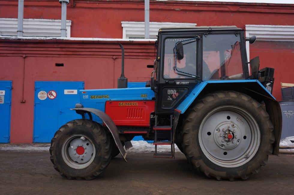 Александр Жилкин провел успешные переговоры с руководством «Минского тракторного завода»