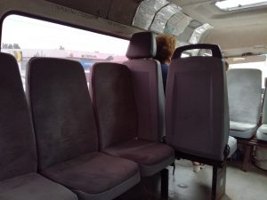 Журнал «Огонек»: астраханские чиновники пересели в автобусы
