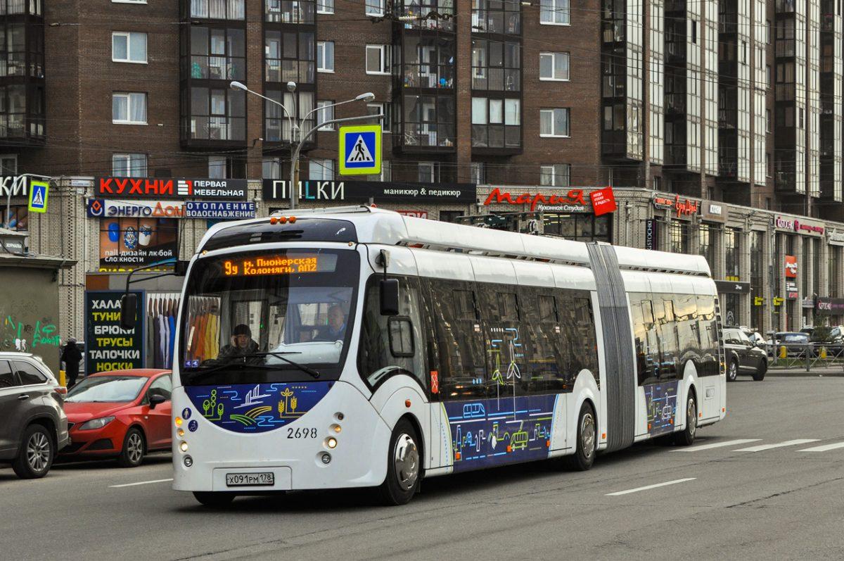 Александр Жилкин поговорил в Белоруссии об электробусах