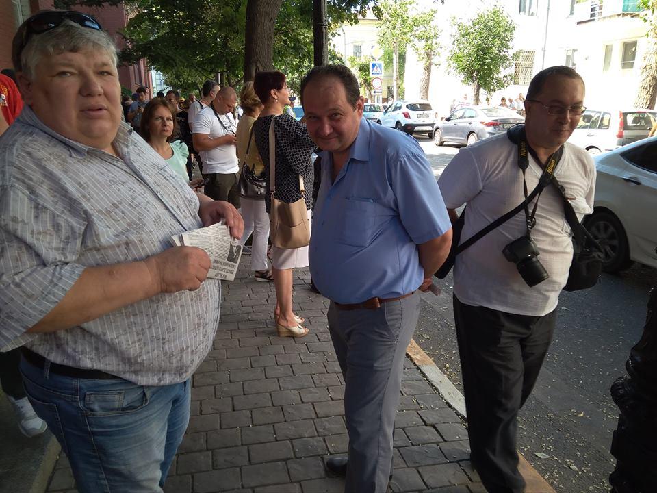 Астраханского единоросса уволили из исполкома партии за оскорбления журналистов