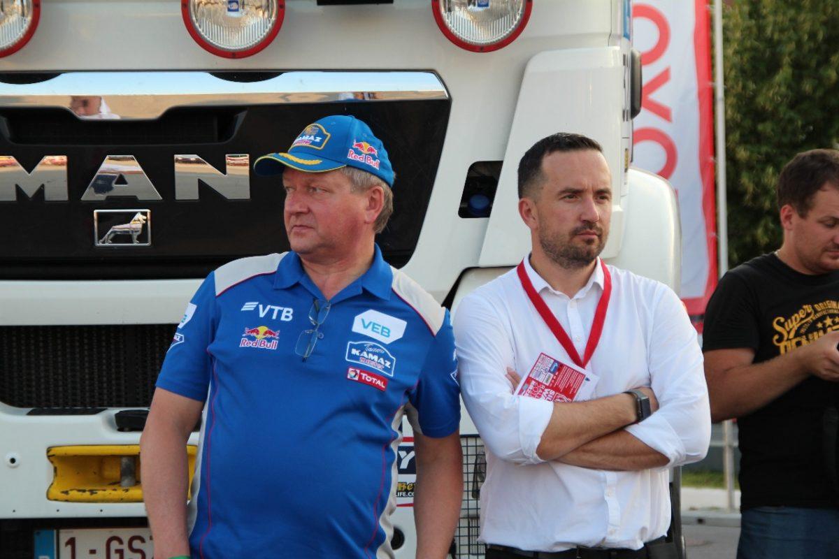Павел Колобков высоко оценил уровень проведения ралли-рейда «Шелковый путь» в Астрахани