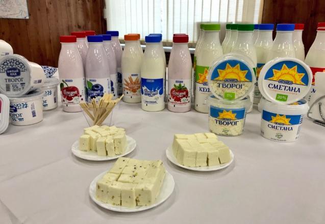 Молокозавод в Астрахани закрыт и будет выставлен на продажу