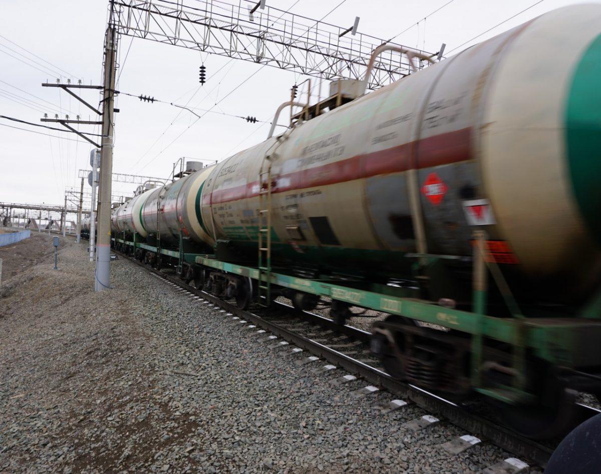 В Астраханском регионе ПривЖД на 11% увеличилась погрузка