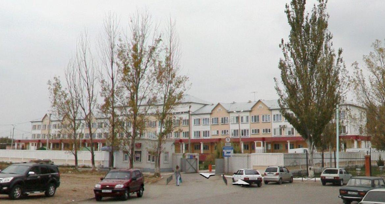 Астраханский противотуберкулезный диспансер