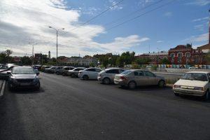 Дорога на Красной набережной теперь отремонтирована