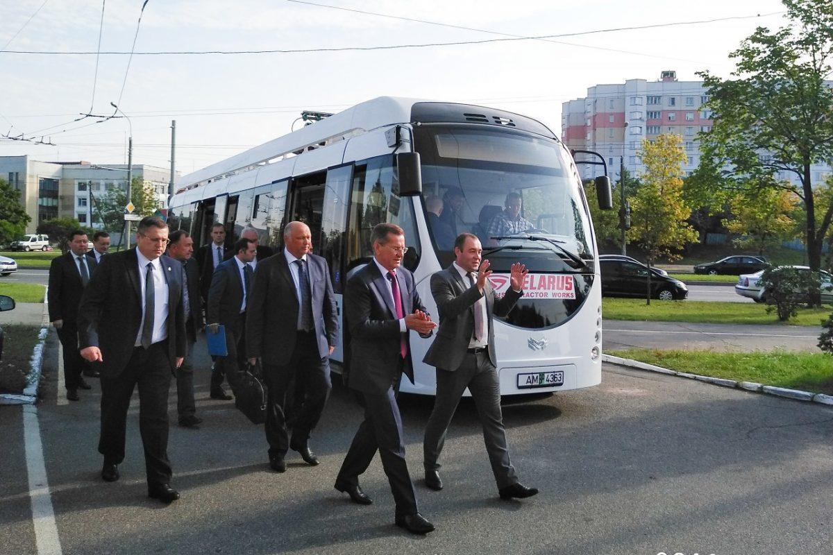 Вопрос приобретения электробусов для Астрахани проработают в сентябре