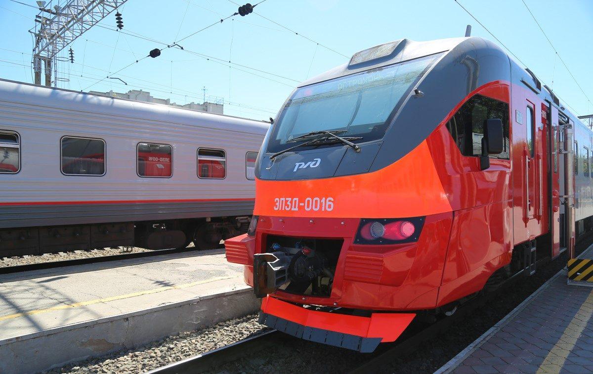 Проект «Городская электричка» может прийти в Астрахань