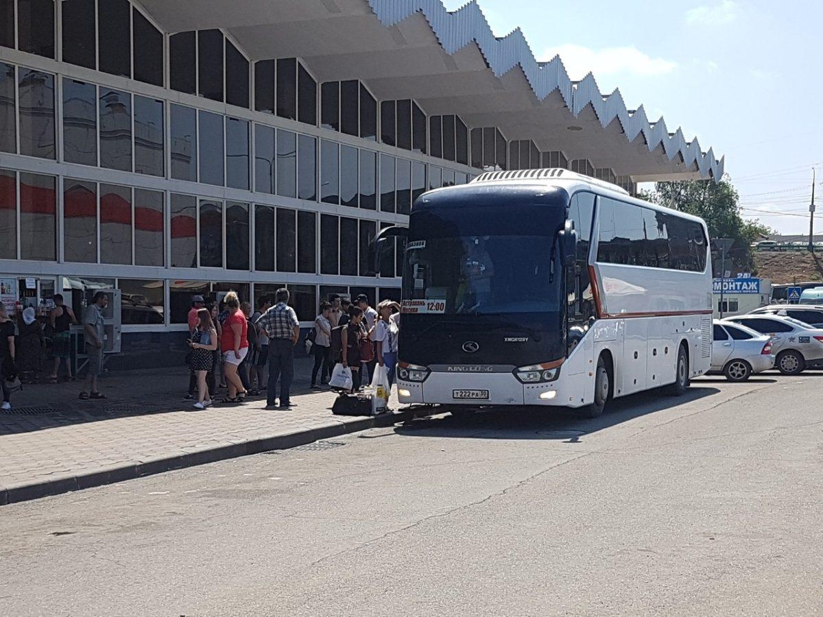Автовокзалы восстали против билетных агрегаторов
