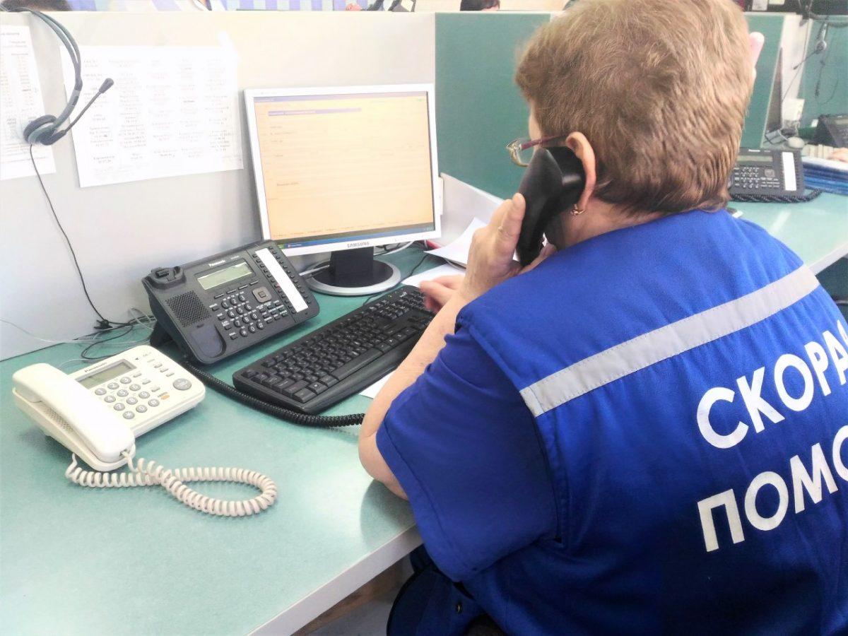 Скорая помощь в Астрахани работает на пределе из-за жары и коронавируса