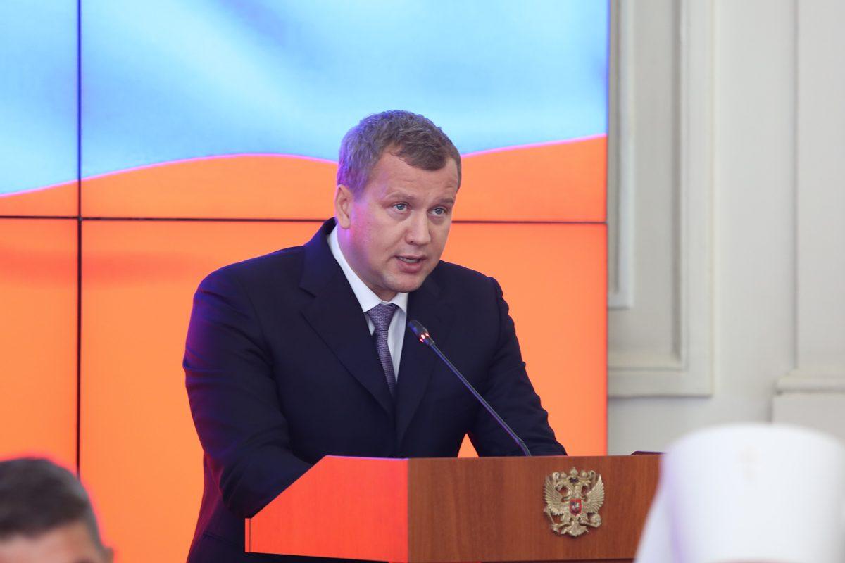 Сергей Морозов попросил совета у ветеранов