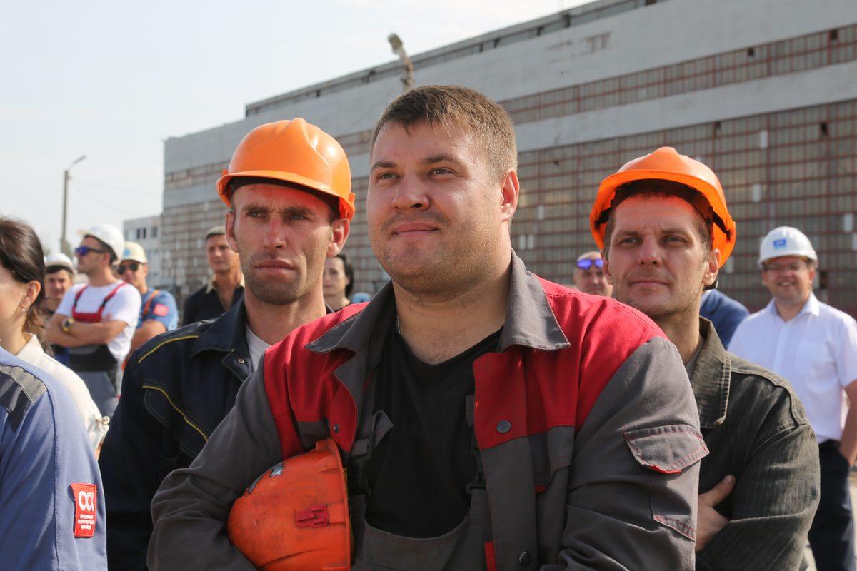 Танкеры нового образца первыми в России начали строить на АСПО