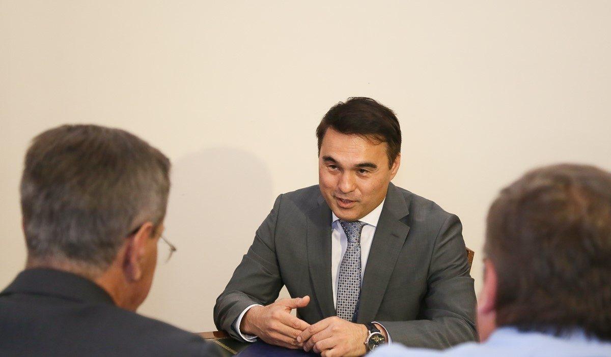 Аскар Кабикеев стал почетным консулом Индии в Астрахани