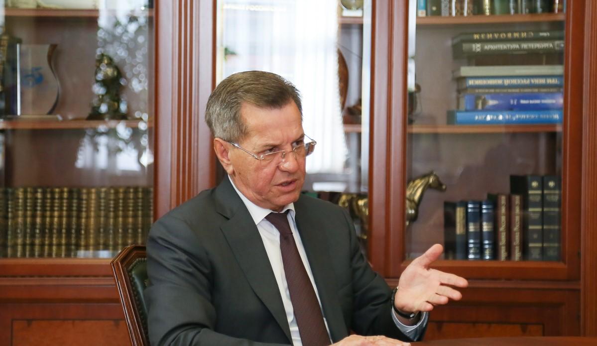 Александр Жилкин высказался за объединение Ахтубинска и Ахтубинского района